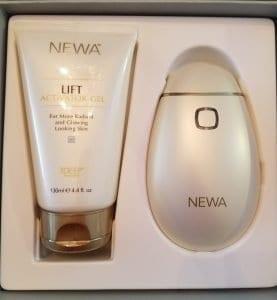 my new NEWA in the box