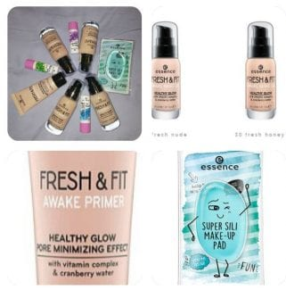 Budget Beauty Review Essence Cosmetics Newest Makeup Spring 2018