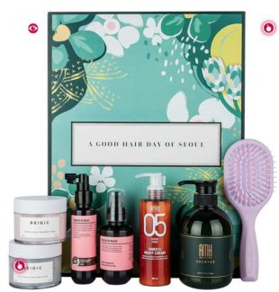 umma a good day of Seoul 7 piece set stock photo hair products K-Bedauty