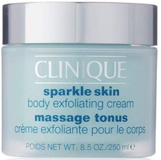 on amazon.com clinique sparkle skin exfoliating cream