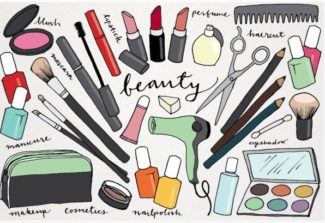 beauty clip art for holiday 2019