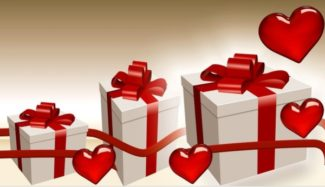 for advicesisters Valentines day gift story v